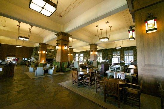 The Omni Grove Park Inn: Great Hall