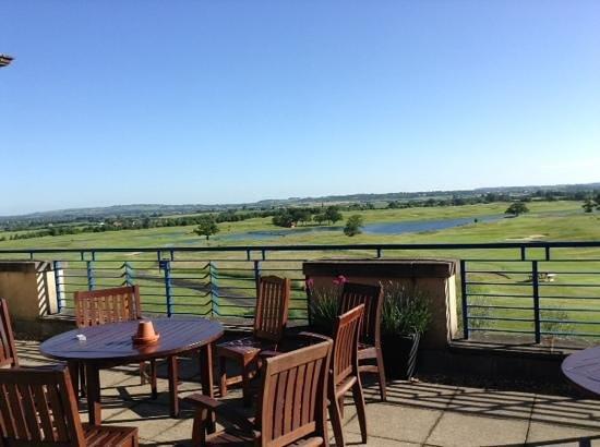 The Oxfordshire Golf Club & Hotel: fantastic views