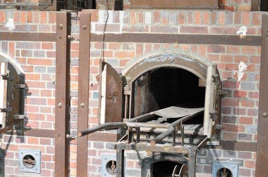 KZ-Gedenkstätte Dachau: Crematorium