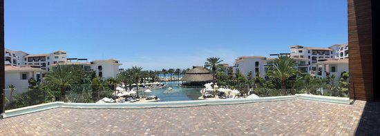 Cabo Azul Resort: another shot from chapel