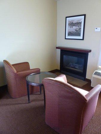 Best Western Plus Inn of Sedona -- Fireplace