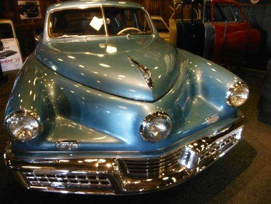 Gilmore Car Museum: Tucker '48