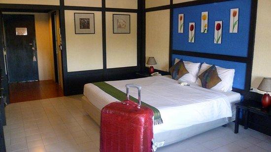 NovaSamui Resort Koh Samui: camera ampia e spaziosa