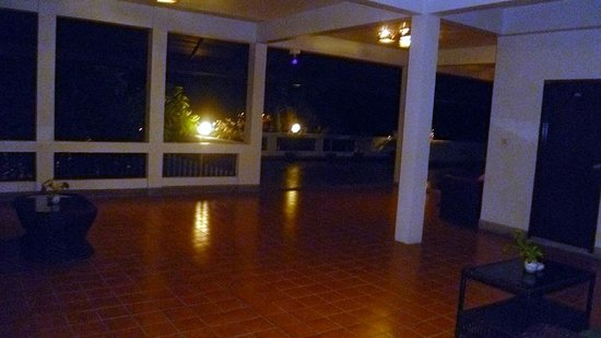 NovaSamui Resort Koh Samui: terrazza generale primo stadio