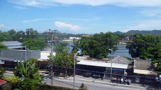 NovaSamui Resort Koh Samui: dal mio balcone vista sul lago di chaweng