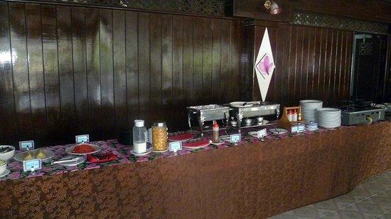 NovaSamui Resort Koh Samui: colazione a buffet