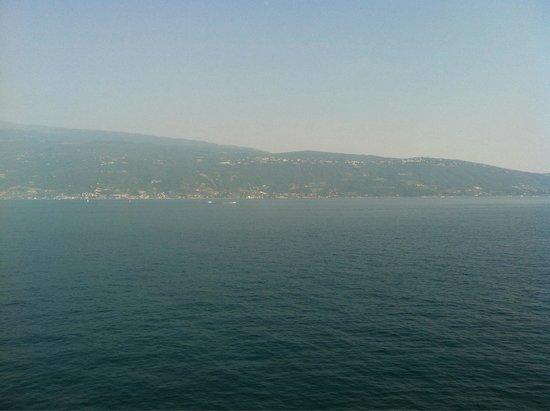 Hotel Gardenia al Lago: View