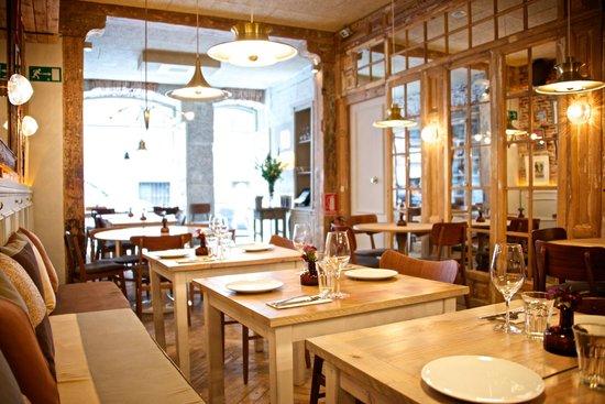 imagen Bar Galleta en Madrid