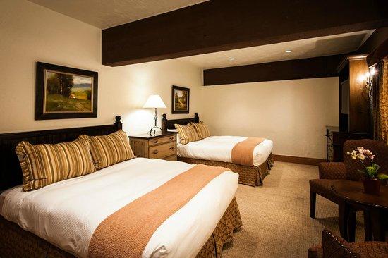 Stein Eriksen Lodge Deer Valley : 2 Queen Bedroom