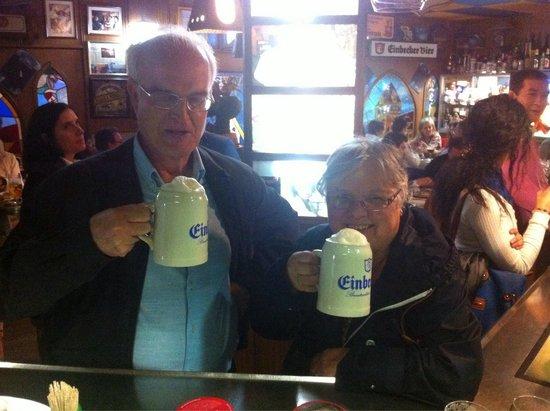 Cerveceria La Barraca: Como en Alemania !!!