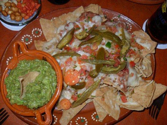The Westin Los Cabos Resort Villas & Spa: Mexican Nachos bomb