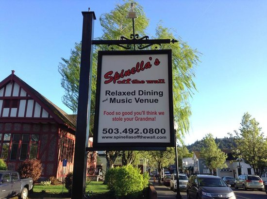 Spinella's : Our Sign
