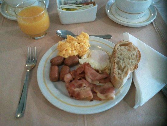 Hotel Bosque-mar: Restaurante - Pequeno Almoço