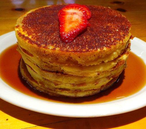 The Bunnery Bakery & Restaurant: Buttermilk Pancakes