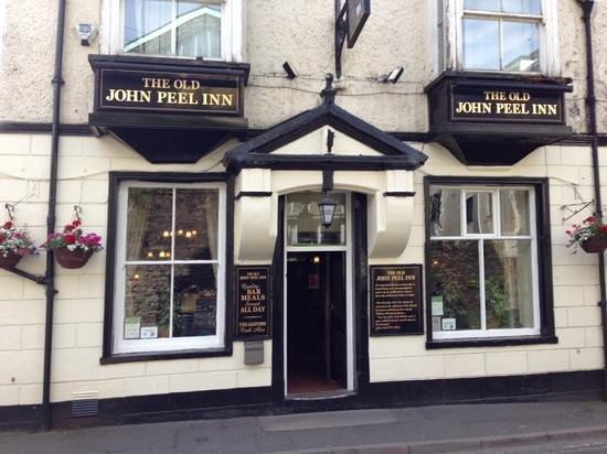 The Old John Peel Inn: 外観