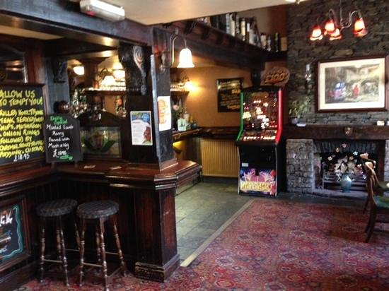 The Old John Peel Inn: 店内①