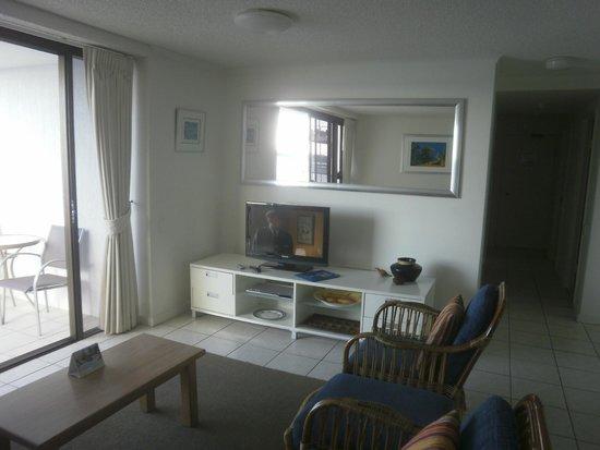 Trafalgar Towers: Lounge