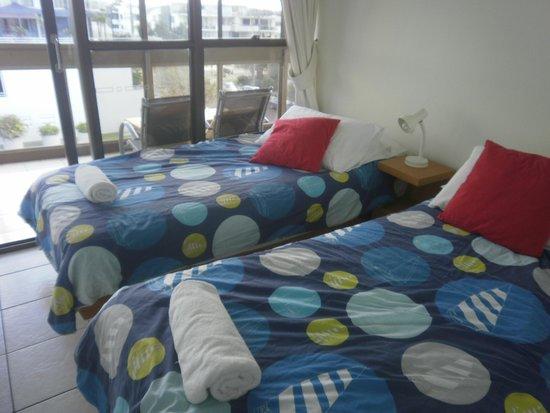 Trafalgar Towers: Single Bedroom for 2