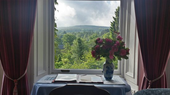 Bendarroch House: Stunning view