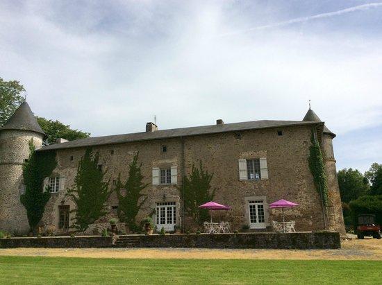 Chateau de Roussac