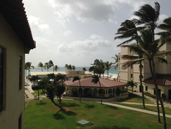 Bucuti & Tara Beach Resort Aruba: View from room
