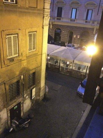 Hotel delle Nazioni : View from room