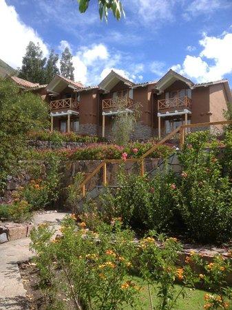 Casa Andina Premium Valle Sagrado Hotel & Villas: Stunning View