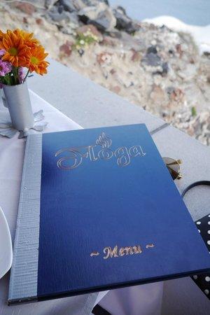 1800-Floga Restaurant : Menu