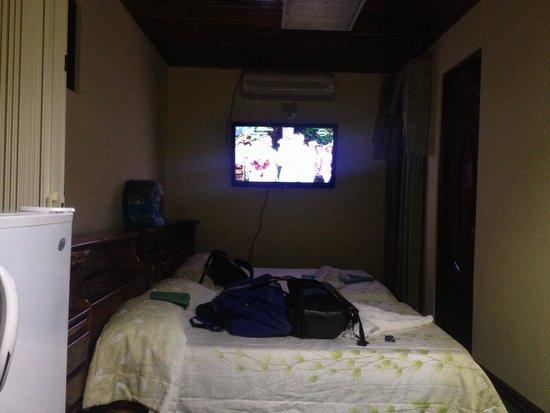 La Posada Hotel : Habitación 3 dormitorios. Súper cómoda!