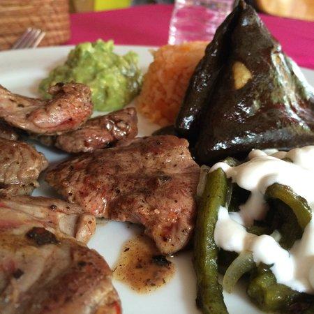 Barro Negro : Tampiqueña Steak