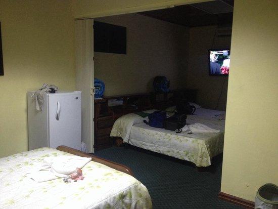La Posada Hotel : Muy espacioso !!