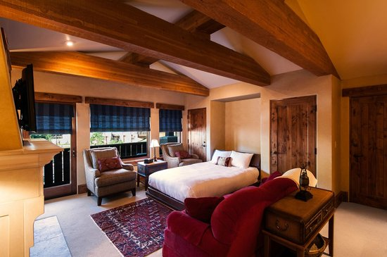 The Chateaux Deer Valley: Murphy Bed Room