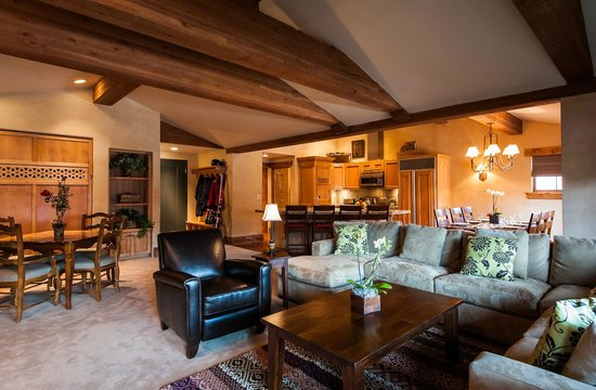 The Chateaux Deer Valley: Suite