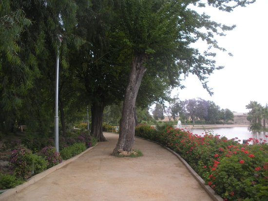 Jardin Jnan Sbil : Beauty and quiet all around