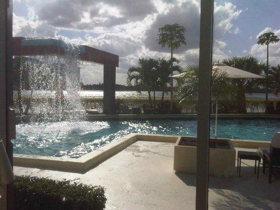 PULLMAN Miami Airport hotel : pool