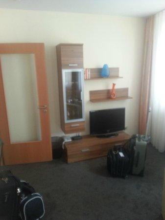 Apartments an der Frauenkirche: Apartment 308 entertainment