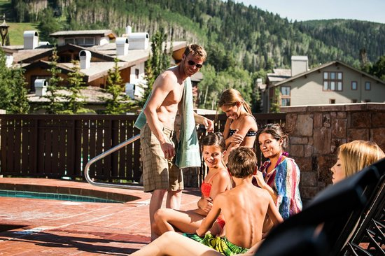 The Chateaux Deer Valley: Family Pool