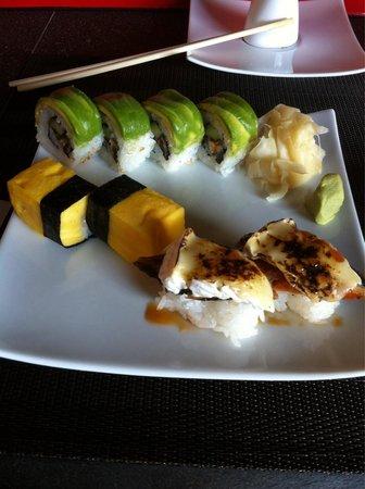 Palace Sushi Zen: more sushi