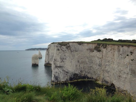 Old Harry Rocks: Beautiful Nature