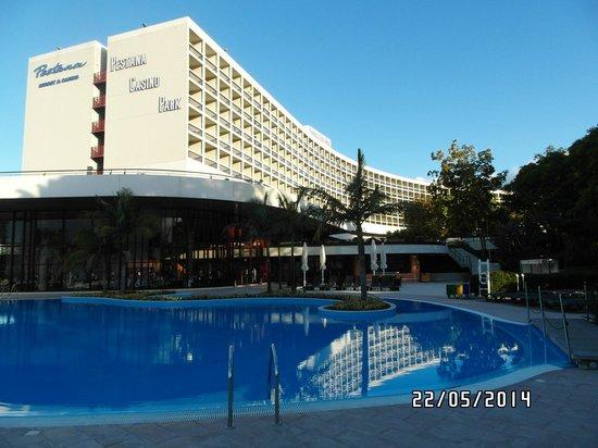 Pestana Casino Park Hotel: O hotel.