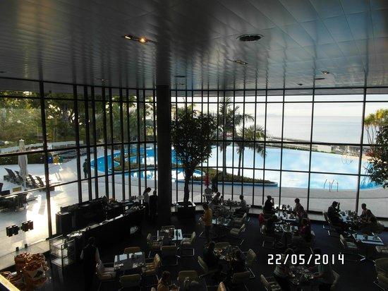Pestana Casino Park Hotel: Café da manhã.