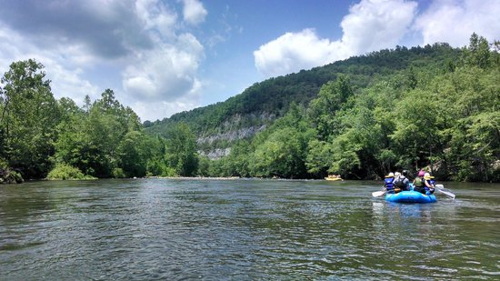 Wildwater Adventures: Upper Pigeon River