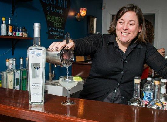 North Shore Distillery: We make delicious cocktails