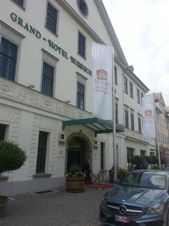 BEST WESTERN PREMIER Grand Hotel Russischer Hof: Exterior
