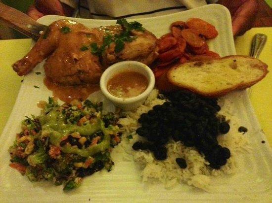 Sunshine Grill: Havana Chicken