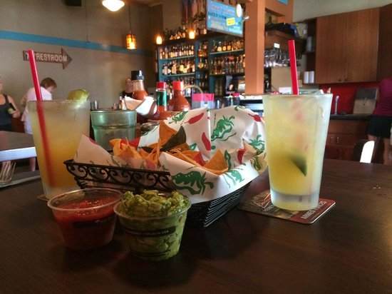 Milagros Food Co: Great Happy Hour!