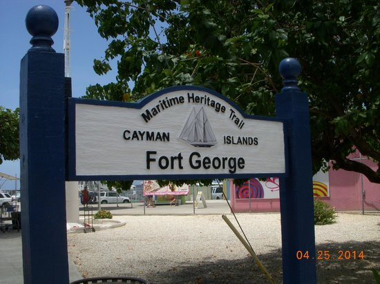 Fort George : Sign