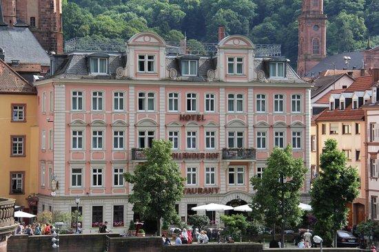 Hotel Hollaender Hof : Hotel Hollander Hof