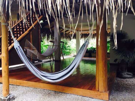 Otro Lado Lodge and Restaurant: Yoga and other use lounge area