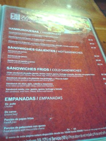 Cafe Hernan Bar Restaurante: Cafe Hernan
